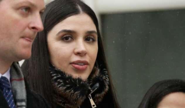 Emma Coronel, esposa de El Chapo Guzmán