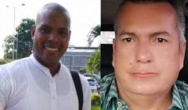 Escoltas secuestrados en Chocó