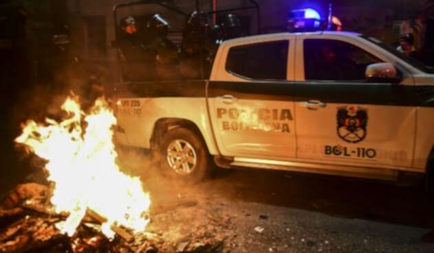 Violencia en Bolivia tras renuncia de Evo Morales