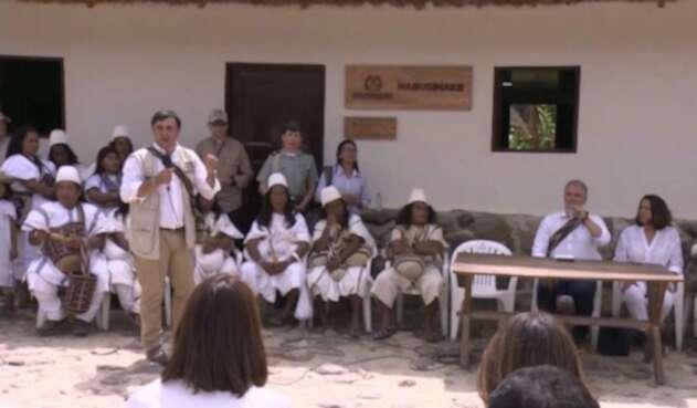 Registraduría indígena