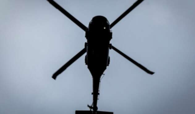 Helicóptero halcón