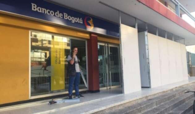 Banco Barranquilla Protegido Marcha