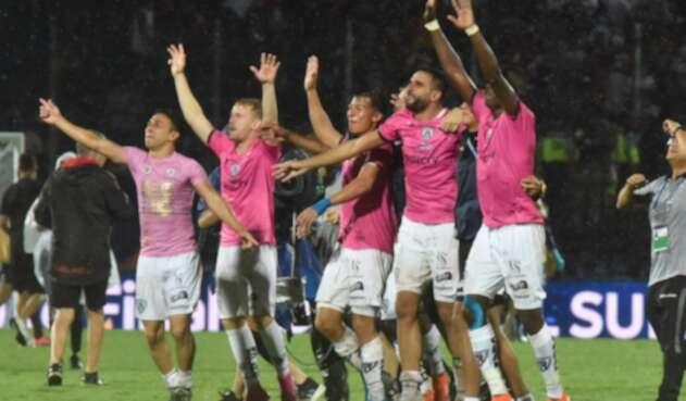 Independiente del Valle, de Ecuador, ganó la Copa Sudamericana