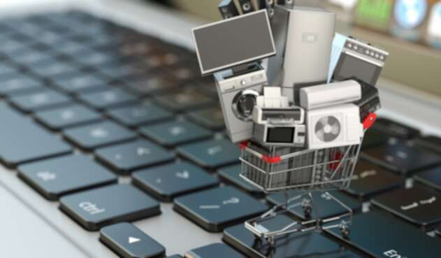 Compras en línea - Comercio en línea - Compras en Internet