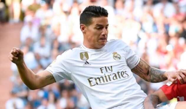 Real Madrid, James Rodríguez