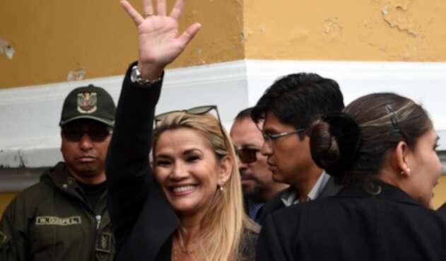Jeanine Añez, nueva presidenta (e) de Bolivia