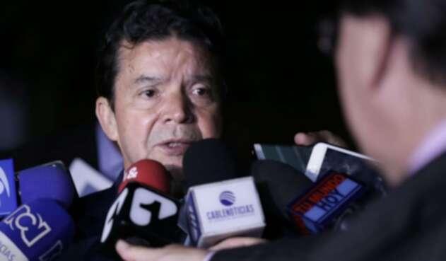 Julio Roberto Gómez, presidente de la CGT