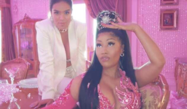Karol G y Nicki Minaj