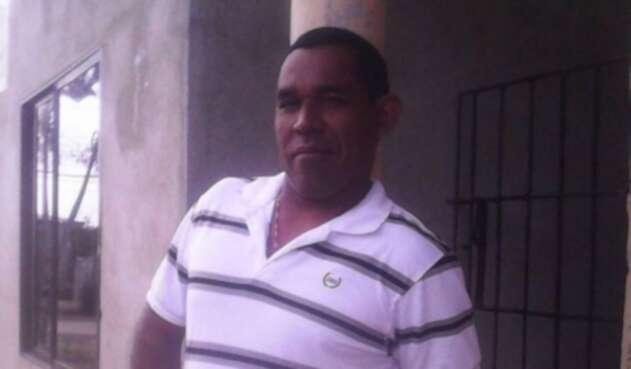 El líder social Walter Enrique Rodríguez Palacio fue asesinado en Tarazá, Antioquia.