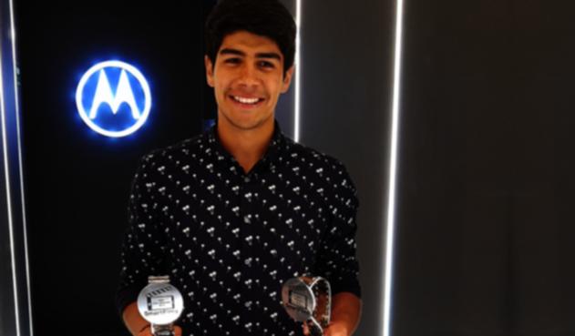 Yeisson García, ganador en SmartFilms 2019
