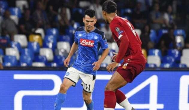 Liverpool Napoli