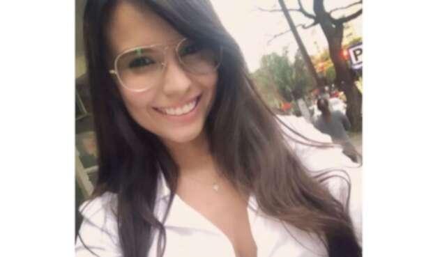 Natalia Bedoya, influencer del Centro Democrático