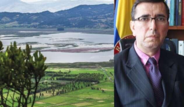 Está en marcha la elección del nuevo director de la CAR Cundinamarca. Néstor Franco, actual director, busca seguir en el cargo.