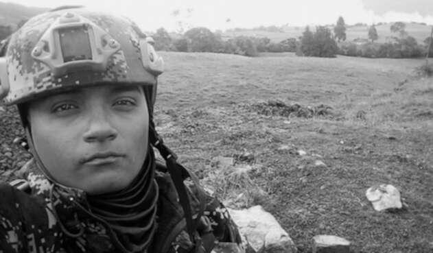 Brandon Cely Páez, soldado que se habría suicidado