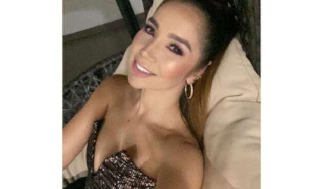Paola Jara, cantante de música popular.
