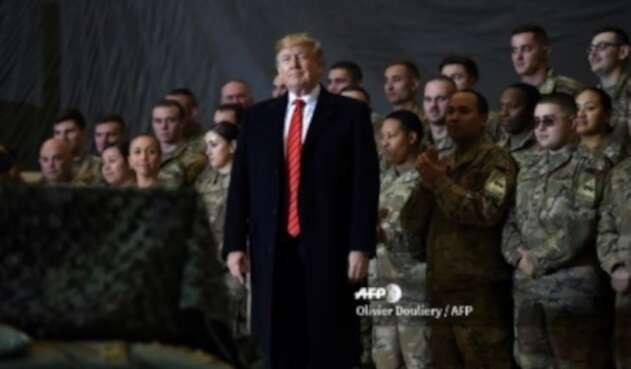 Donald trump afganistan