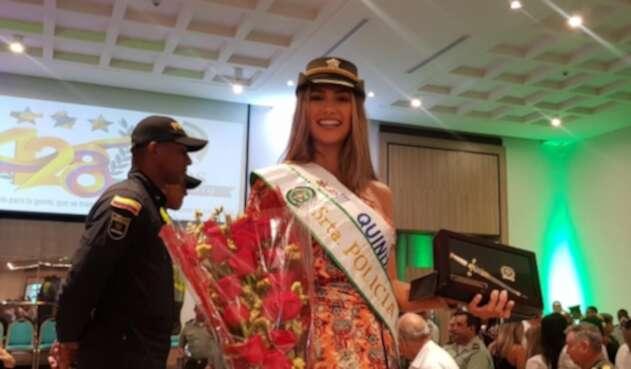Tradicionalmente muchas de las escogidas como Reina de la Policía Nacional luego son la nueva Señorita Colombia