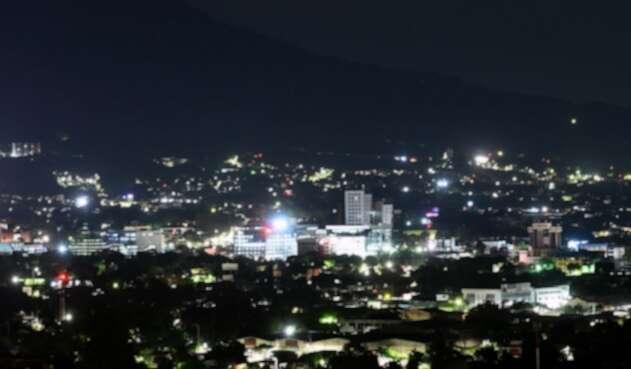 Panorámica de El Salvador
