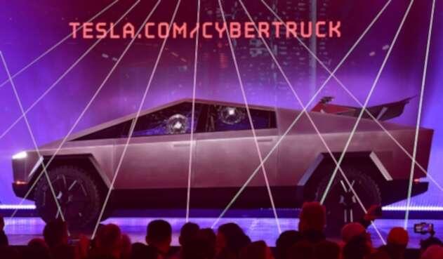 Cibertruck de Tesla