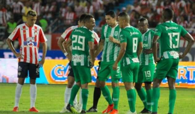 Junior - Atlético Nacional 2019