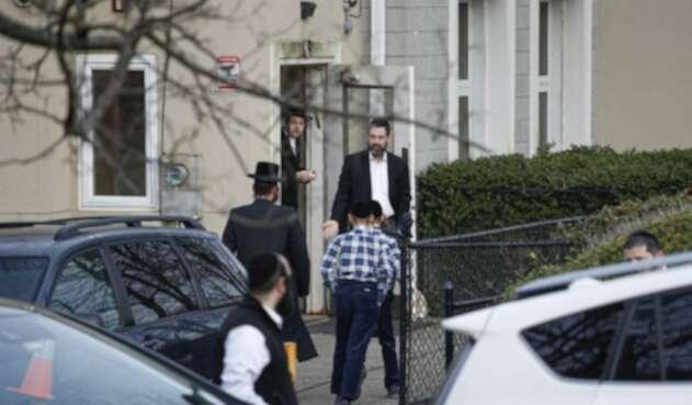 Casa del rabino Chaim Rottenbergin Monsey