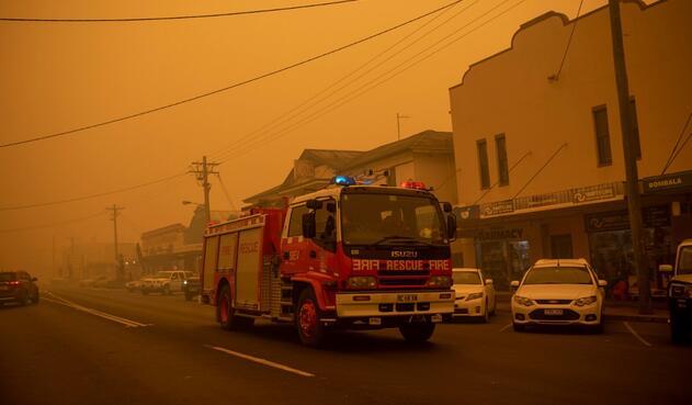 Incendios consumen Australia