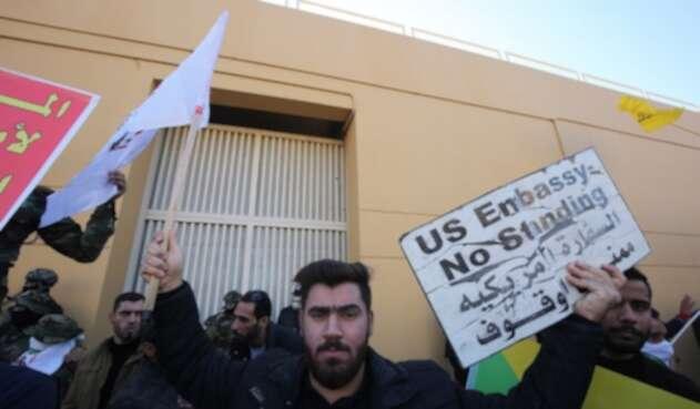 Embajada de EE.UU. en Bagdad