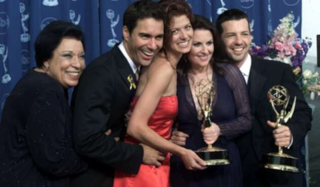Elenco de la comedia Will & Grace