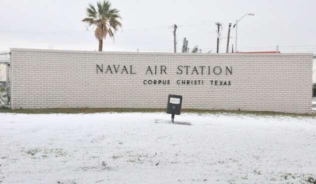 Base aeronaval de Corpus Christi (Texas)