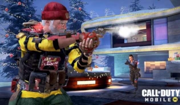 Call of Duty Mobile en temporada de Navidad