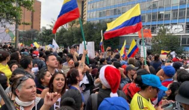 Canto por Colombia