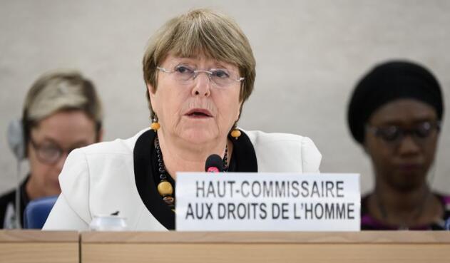 Michelle Bachelet presenta informe sobre Venezuela en Consejo DDHH ONU