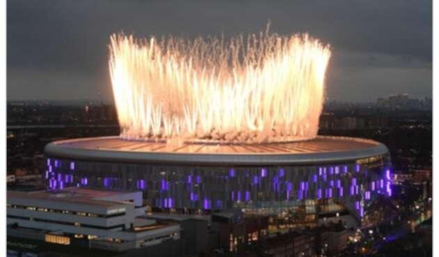 Estadio de Tottenham
