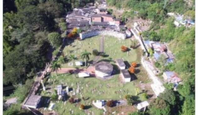 Cementerio Las Mercedes Dadeiba, Antioquia