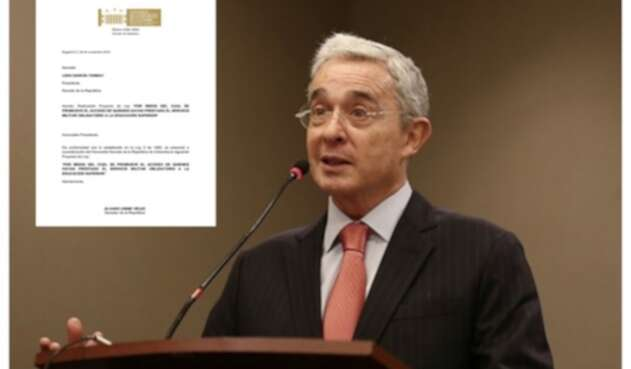 Uribe proyecto