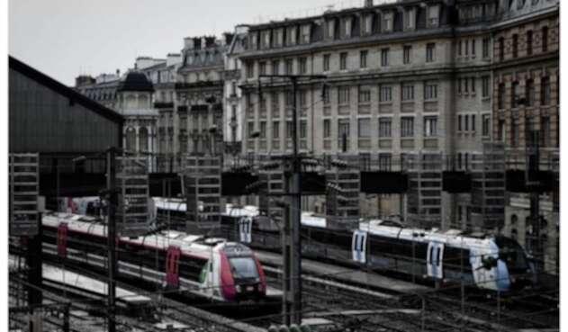 Paro transportistas Francia