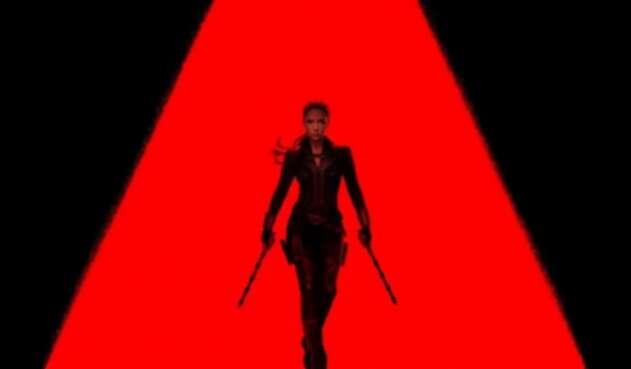 Póster de Black Widow