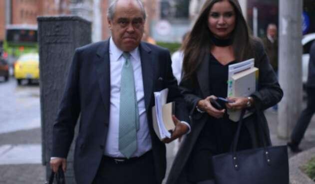 Camilo Gómez, ternado para Fiscal General