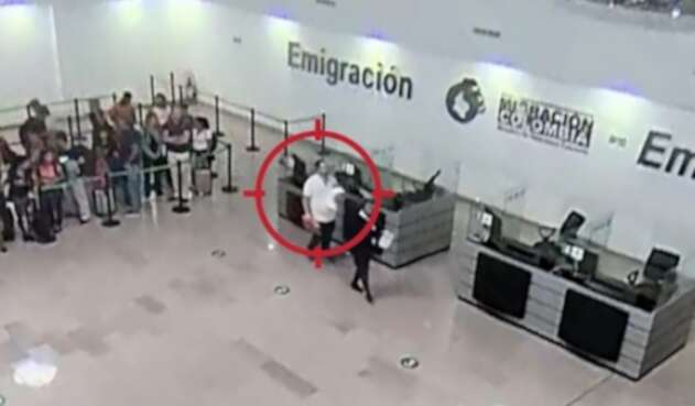 El extranjero se presentó como el padre biológico de la bebé pero se comprobó que la información era falsa.