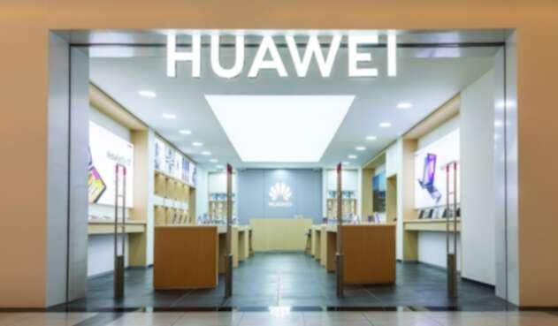 tienda Huawei Centro Comercial Santa Fe