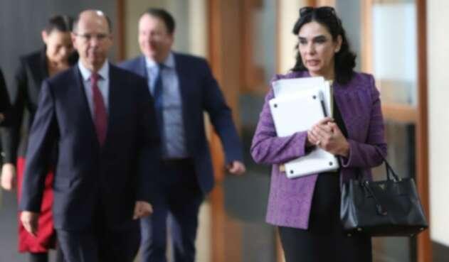 Clara María González, ternada para Fiscal General
