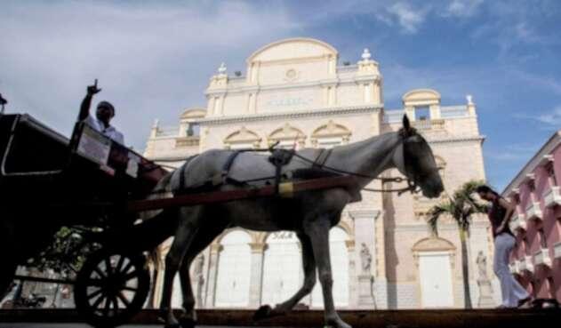 Cochero de Cartagena