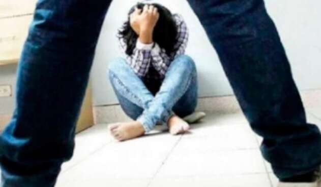 Niños víctimas de abuso