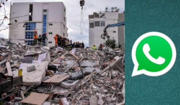 WhatsApp servirá para comunicarse en medio de una emergencia