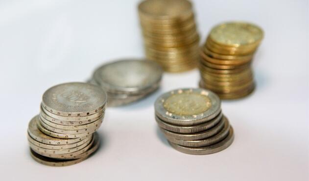 Dinero, monedas