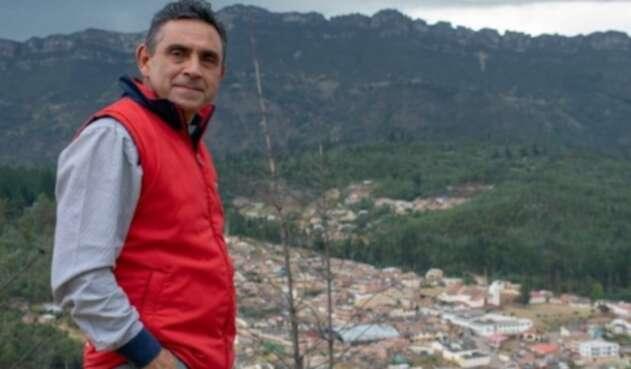 Jorge Humberto Rodríguez, asesinado alcalde electo de Sutatausa