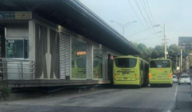 Uno de los sindicatos de transportadores rechazó el incremento.