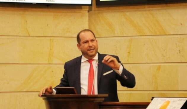 Lidio García, expresidente del Congreso