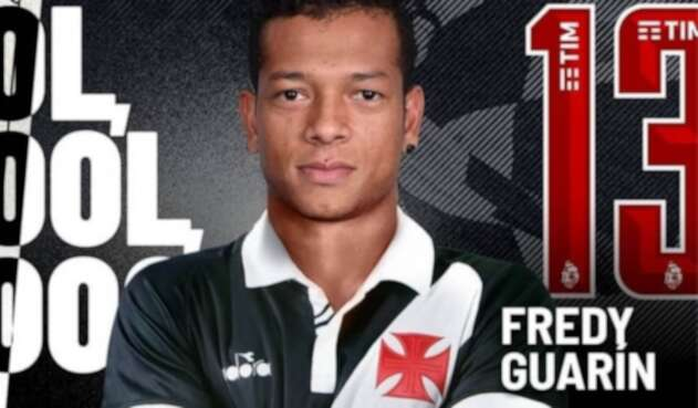 Fredy Guarín