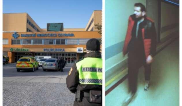 Asesinato en hospital de República Checa